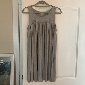 Anthropologie casual cotton dress